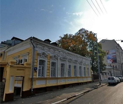 Продажа представительского особняка 1383 м2 в ЦАО на Б.Ордынке - Фото 3