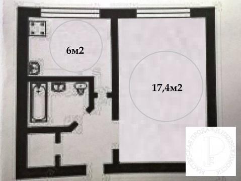 1 ком ул. Семафорная 217 - Фото 3