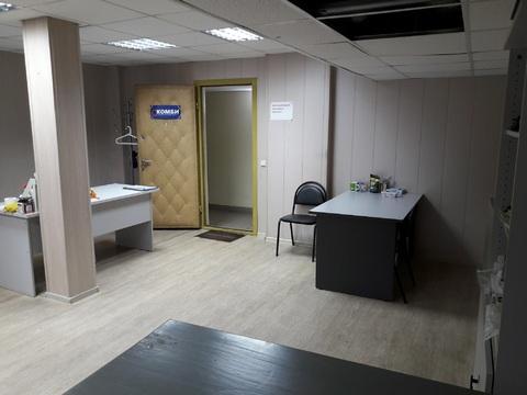 Офисное помещение 95 м2 - Фото 3