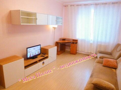 Сдается 1-комнатная квартира в новом доме ул. Калужская 22 - Фото 1