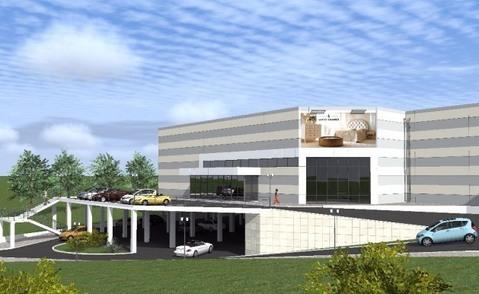 Здание торгового центра 2800 кв.м. в 14-м мкр-не Новороссийска. - Фото 2