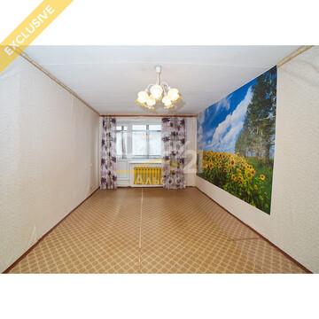 Продажа 1-к квартиры на 1/5 этаже на ул. Чапаева, д. 16 - Фото 1