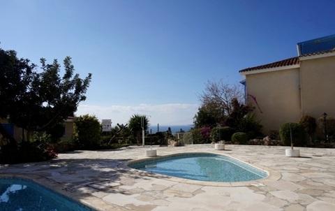 Трехкомнатный Апартамент с прекрасным видом на море в районе Пафоса - Фото 5