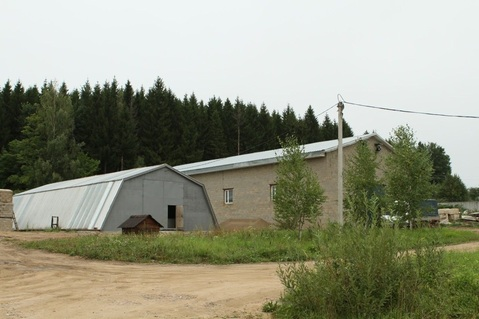 Производственно-складская база 1770 кв.м.