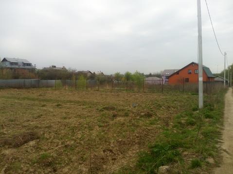 Продается участок 10 соток в д. Жеребятьево, Домодедовский р-н, 18 км. - Фото 4