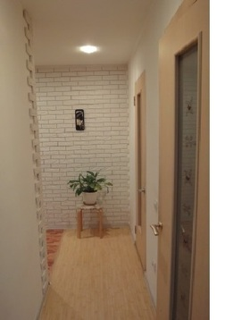 Большая 1-комнатная квартира в кирпичном доме с дизайнерским ремонтом - Фото 5
