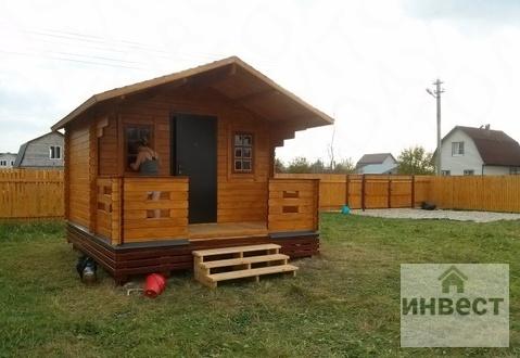 Продается одноэтажная дача 20 кв.м на участке 9 соток, д.Порядино, сн - Фото 2