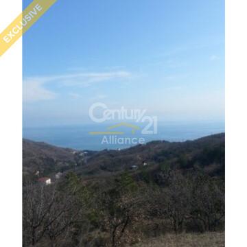 Земельные участки на Южном берегу Крыма с видом на море и горы - Фото 1