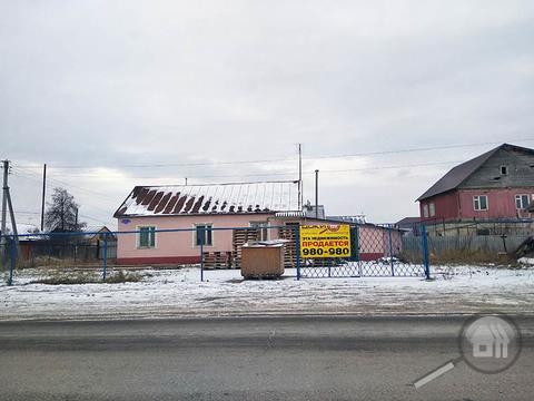 Продается дом с земельным участком, с. Бессоновка, ул. Комсомольская - Фото 1