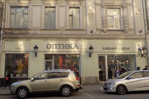 Продается помещение 470 м2, ул. Петровка, д.19с1, м. Пушкинская - Фото 1