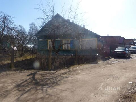 Продажа дома, Псков, Застенный пер. - Фото 1