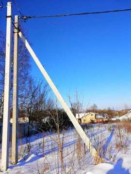 Земельный участок в д. Бережки - Фото 2