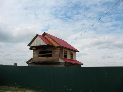 Продам недостроенный дом 100 кв.м. в с. Мальцево, 32 км от Тюмени - Фото 3