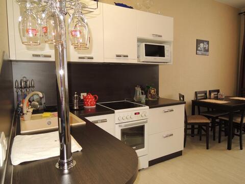 Однокомнатная квартира в городе Кемерово, район «Лесная Поляна» - Фото 1