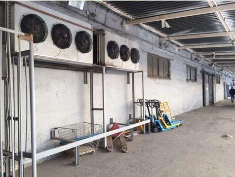 Отапливаемый склад 860 кв.м - Фото 2