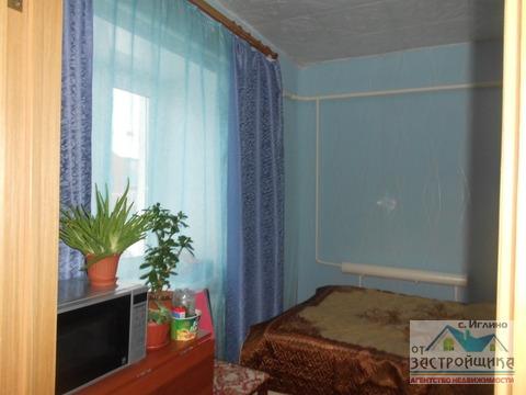 Продам 2-к квартиру, Кудеевский, улица Пушкина 5 - Фото 3