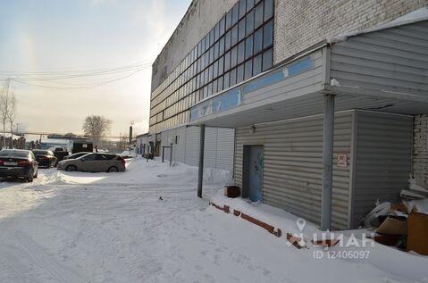 Производственное помещение в Тюменская область, Тюмень ул. Гилевская . - Фото 1