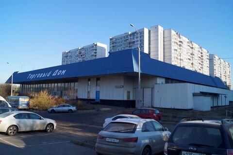 Продажа торгового помещения, м. Крылатское, Ул. Крылатская - Фото 1