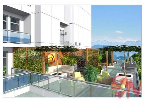 Продаются трехкомнатные апартаменты свободной планировки в новом к - Фото 2