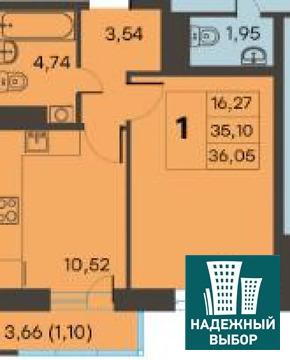 Объявление №65279345: Продаю 1 комн. квартиру. Тюмень, ул. Фармана Салманова, д. 14 стр 1,