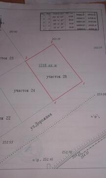 Продается участок в селе Бахилово, ул.Дорожная,26 - Фото 1