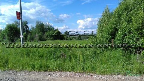 Варшавское ш. 60 км от МКАД, Игумново, Участок 25 сот. - Фото 1