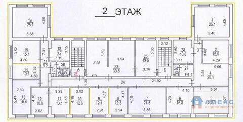 Продажа офиса пл. 900 м2 м. Нахимовский проспект в особняке в Зюзино - Фото 3