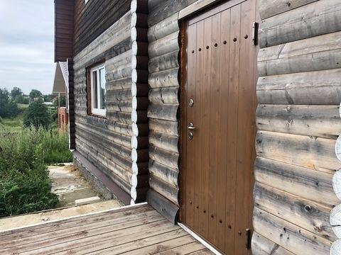Дом 150 кв.м, д. Ботвинино Чеховский район, 37 км от МКАД - Фото 2