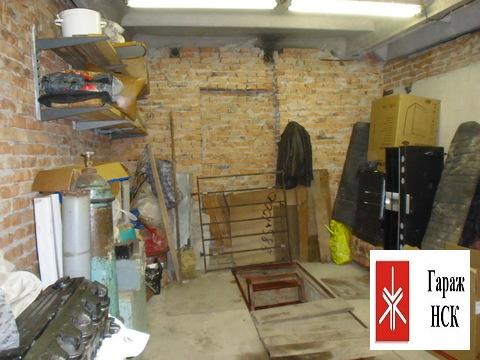 Продам гараж, ГСК Сибирь № 851 Ул. Пасечная 3 к3, мкр.Щ, Академгородок - Фото 3