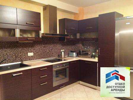 Квартира ул. Державина 11, Аренда квартир в Новосибирске, ID объекта - 317078428 - Фото 1