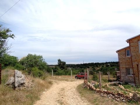 Предлагается жилая дача с участком на Фиоленте рядом с лесом - Фото 3