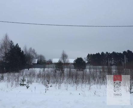 15 сот деревня Журавлево Рузский район - Фото 3