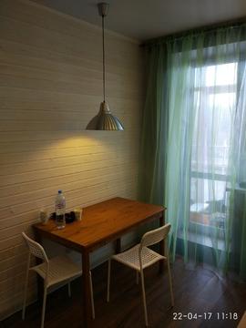 1-комнатная квартира, 33,8 м2 - Фото 4