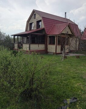 Дом 82 кв.м. на участке 10 соток в Раменском р-не Хрипань - Фото 1