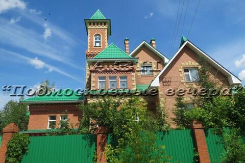 Киевское ш. 32 км от МКАД, Сырьево, Коттедж 640 кв. м - Фото 1