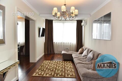 Вашему вниманию предлагается уютная, светлая трехкомнатная квартира в - Фото 2