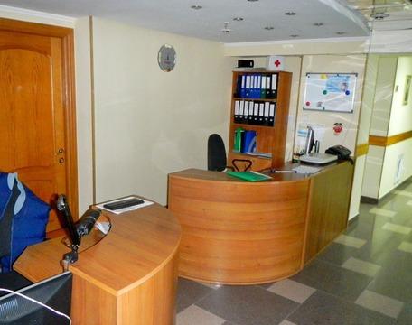 Офисное помещение 610 м2 в Центральном районе. - Фото 3