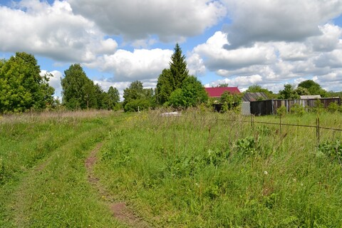 3.5 га земли ИЖС (рядом с деревней) продаю или меняю на квартиру - Фото 1
