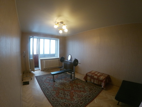 1-комн. квартира, 39 м2 - Фото 3