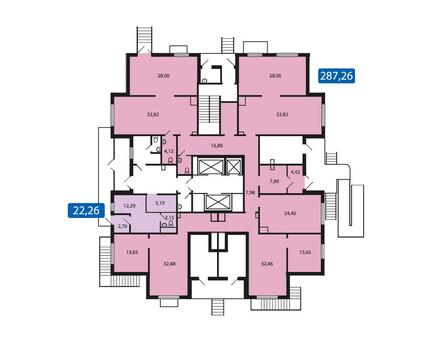 Продажа торгового помещения 287.26 м2 - Фото 3