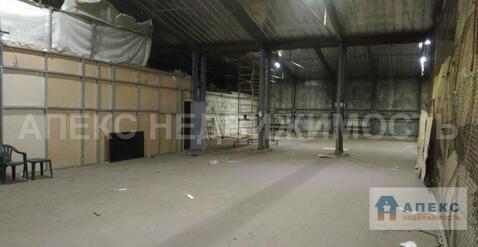 Аренда помещения пл. 930 м2 под склад, м. Волгоградский проспект в . - Фото 3