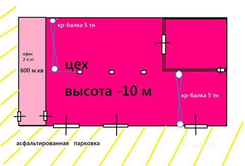 Продажа склада, Воронеж, Ленинский пр-кт. - Фото 2