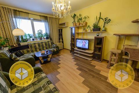 1к квартира 46 кв.м. Звенигород, Пронина 6, ремонт и мебель - Фото 1