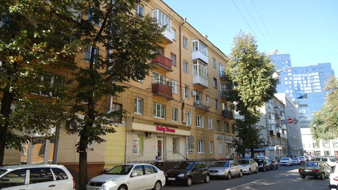 2-х комн. квартира ул. 25 Октября д. 39, 45 кв.м, 4/5 этаж - Фото 1