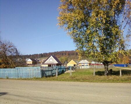 Продам участок ИЖС 28 соток. Красный ключ, Нуримановский район - Фото 1