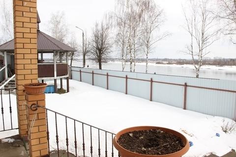 Продаю дом, 11,6 сотки на первой линии р. Волга в самом центре города - Фото 5