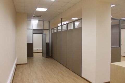 Офис без комиссии 124 кв.м 1 этаж м.Киевская - Фото 5
