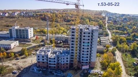 3-к квартира в новостройке на 8 Дачной ЖК Жемчужина - Фото 1