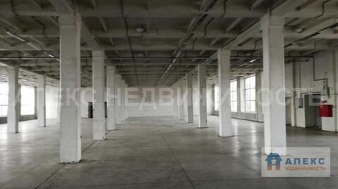 Аренда помещения пл. 3550 м2 под склад, Подольск Варшавское шоссе в . - Фото 2