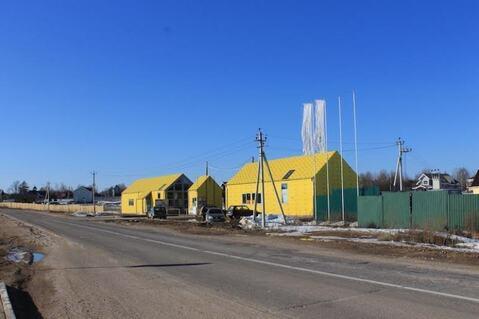 Участок 23 сот. в кп Экопарк Ушаково, Истринсий район - Фото 1
